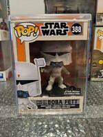 Boba Fett #388 Funko Star Wars Galactic Convention 2020 Concept + Hard Stack!