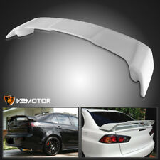 08-15 Mitsubishi Lancer Unpainted ABS Factory Style Rear Spoiler Wing