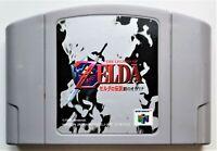 The Legend of Zelda: Ocarina of Time for Nintendo N64 NTSC-J Japanese TESTED