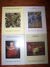 Terra Museum of American Art-Woman/American Naive/Solitude/200 Years of Painting