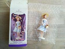 Barbie vintage Hallmark Keepsake lacónico, suburban Shopper, decoración, weinachtsdeko