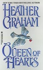 Heather Graham / Queen Of Hearts Romance Mass Market 1997