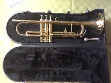 Trompete Jupiter mit Koffer