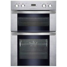 Iberna HOD885SS 90cm Double Built in Electric Oven - 11 Functions