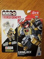 Kre-O Transformers Kreon Battle Changer GRIMLOCK 82 pcs Building Toy New Sealed!