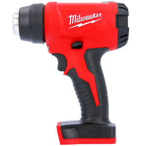 Milwaukee M18BHG-0 18v Cordless Compact Heat Gun Body Only