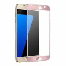 Color 3D Curved Full Tempered Glass Film Screen Protector For Samsung Galaxy S7