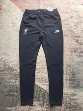 Liverpool FC New Balance De Entrenamiento Chándal Pantalones Tamaño Grande Gris