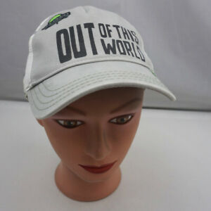 Out Of This World Hat Beige Kids 4T-5T Baseball Cap Pre-Owned ST215