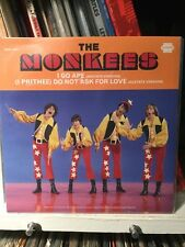 The Monkees - I Go Ape (acetate Vers) / Do Not Ask For Love Rare W / Pic Sleeve