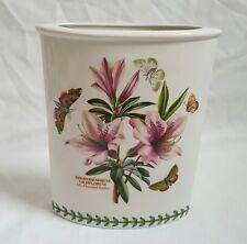 ❀ڿڰۣ❀ PORTMEIRION BOTANIC GARDEN Lily Flowered Azalea CERAMIC MARQUISE VASE❀ڿڰۣ❀