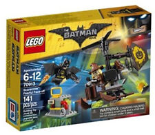 LEGO 70913 Batman Movie :Scarecrow Fearful Face-off  (New sealed)