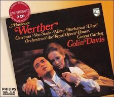 Massenet: Werther (CD, Sep-2006, 2 Discs, Philips)