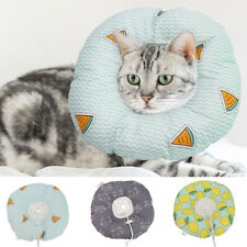 Pet Cotton Protection Cover Collar Dog Cone Neck Anti-Bite Printed Soft Circle