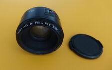 Canon EF 50mm f/1.8 II Lens Autofocus Prime lens, Not STM