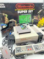 Nintendo Entertainment System NES Super Set Konsole OVP - getestet