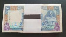 Syria 100 Pounds 1998 Pck 108 UNC bundle philippus arabs