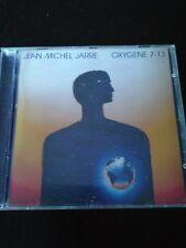 Jean Michel Jarre - Oxygene 7-13 CD