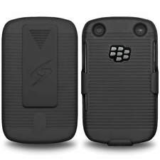 AMZER HARD SHELL CASE + BELT CLIP HOLSTER FOR BLACKBERRY CURVE 9310 9315 9320