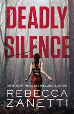 Blood Brothers: Deadly Silence 1 by Rebecca Zanetti (2016, Paperback)