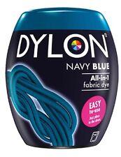 Dylon Machine Dye Pod Navy Blue 350g All-in-one Fabric Dye