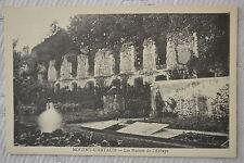 """CPA """" NOGENT L'ARTAUD - Les Ruines de l'Abbaye"""
