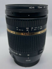 Tamron 18-270mm f/3.5-6.3 Di-II VC AF Lens For Canon with Hoya UV Filter