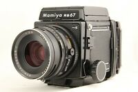 【EXC+++++】 MAMIYA RB67 Pro S + SEKOR C 90mm f/3.8 + 120 Film Back from JAPAN