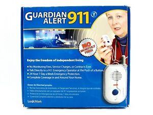 Guardian Alert 911 Emergency Alerting Device Life Alert Logic Mark