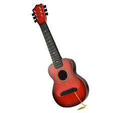 Mini Gitarre Kinder Gitarre 56 cm mit 6 Metallseiten Kunststoff Musik Instrument