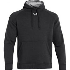 Under Armour Rival Every Team Fleece Hoodie - Black - Large - MSRP $44.99