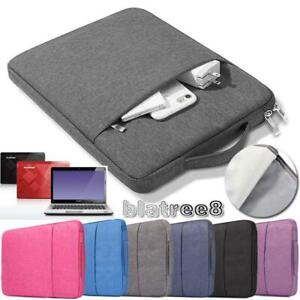 """Carrying Protective Sleeve case Bag For 10"""" to 15"""" Lenovo Miix Chromebook Laptop"""