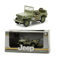 "Jeep C7 USArmy ""Green"" 1944 (Greenlight 1:43 / 86307)"