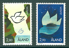 Mint Never Hinged/MNH Historical Events Alandic Stamps