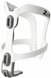 Zefal Pulse Aluminum and Technopolymer Botle Cage --White
