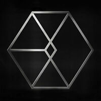 EXO - Exodus (2nd Album Chinese Ver.) [CD + Booklet + Photocard + Poster]