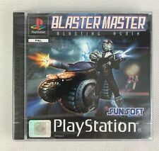PS1 Blazing Master Blazing Again (2000), UK Pal, New & Factory Sealed, Mint