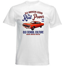 VINTAGE AMERICAN CAR CHRYSLER NEWPORT - NEW COTTON T-SHIRT