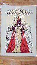 Clive Barker Jacqueline Ess Malleus Screen Print/Poster SDCC Exclusive