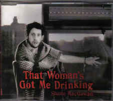 Shane MacGowan-That woman s Got Me Drinking cd maxi single