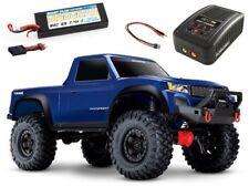 Traxxas TRX-4 Sport - 1/10 Scale Crawler RTR blau + Lipo + Lader - 82024-4-BS1