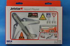 New Jetstar Airport Toy Playset Die Cast metal Boeing 787  Daron RT 7576