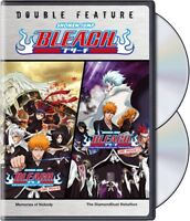 Bleach Double Feature [New DVD] 2 Pack