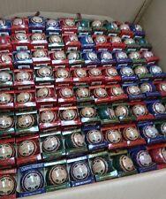 5 X personlised Árbol De Navidad Decoración Hucha varios nombres elige tu propio