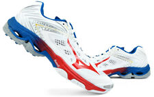 Mizuno Lightning Z5 Volleyball Shoes Badminton Shoes Unisex Red Blue V1GA190061