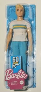 Barbie Ken 60th Anniversary 60 Years Of Ken 1984 Workout Ken Blue Joggers Weight