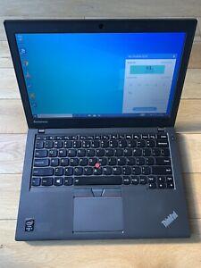 Lenovo Thinkpad X250 i5 5300U 180GB SSD 4GB Win 10 Pro Fast Ultrabook