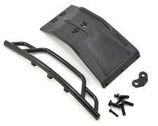 RPM Front Bumper/Skid Plate Black Losi Ten SCTE RPM73042