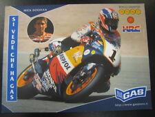 HRC Repsol Honda Team 500cc 1998 #1 Mick Doohan (AUS) Gas Blue Jeans