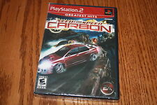 Need for Speed Carbon (Sony PlayStation 2, 2006) New